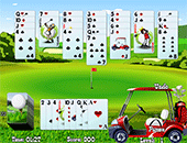 Empiler Cartes au Golf
